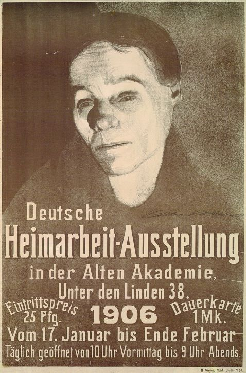 Weimar (2) Travail à domicile