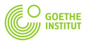 Goethe Inst Logo